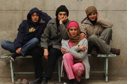 عکس دختران ایرونی در فیلم ایرانی